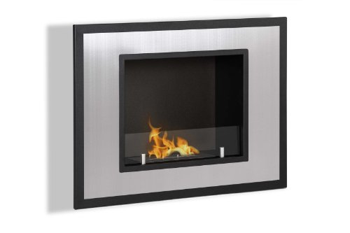 Ignis Bellezza Mini Recessed Ventless Ethanol Fireplace