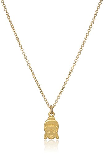 dogeared today is buddha ful necklace buddha gold 18