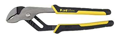 Stanley 84-507 - 12-Inch FATMAX Groove Joint Pliers