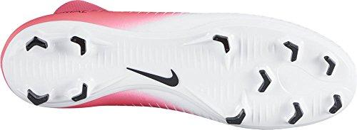 Nike Mercurial Victory VI DF FG, Scarpe da Calcio Uomo RACER PINK/BLACK-WHI