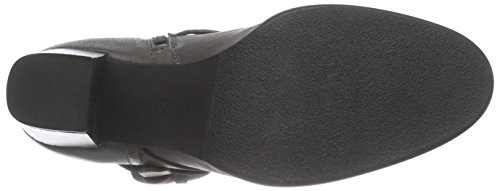 Marc O'Polo Stiefelette - botas de cuero mujer gris - Grau (930 dark grey)
