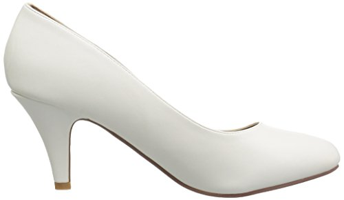 Smooth Brinley Miles White Sizes amp; Co Dress Womens Pump Regular Wide 11nwPqvrx4