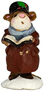 product image for Wee Forest Folk M-064m Mini Lone Caroler (New 2019)