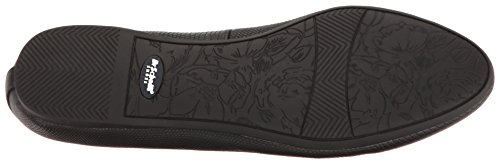 Giorgie Ballet Women's Dr Print Shoes Black Flat Scholl's Reptile taqSF