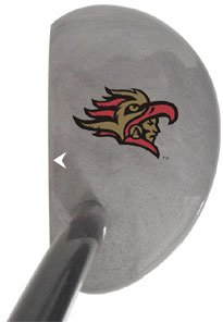 NCAA San Diego State Aztecs Logo Right Handed Mallet Golf Putter