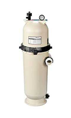 Pentair 160355 Clean & Clear RP Fiberglass Reinforced Polypropylene Tank Cartridge Pool Filter
