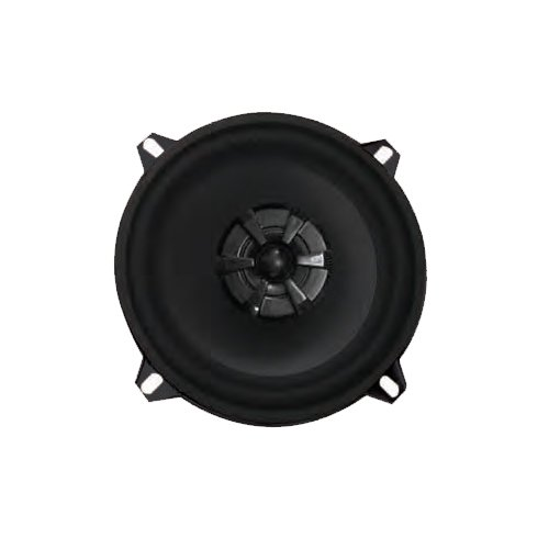Audiobahn AMS525H 5-1/4 Inches 2-Way Murdered Out Series Coaxial Car (Audiobahn Surround Speakers)