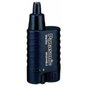Panasonic ER115 Nose & Ear Hair Trimmer Wet/Dry Application