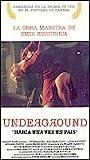HABIA UNA VEZ UN PAIS (Underground) [NTSC/REGION 1 & 4 DVD. Import-Latin America] by Emir Kusturica (Spanish subtitles)