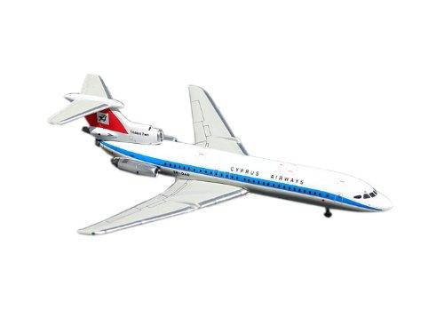 Todos los productos obtienen hasta un 34% de descuento. Gemini Gemini Gemini Jets Cyprus Airways Trident 2E 1 400 Scale  venta con descuento