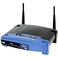 Linksys-Cisco Linksys Wireless-G Broadband Router with SpeedBooster WRT54GS - wireless router ( WRT54GS-CA )