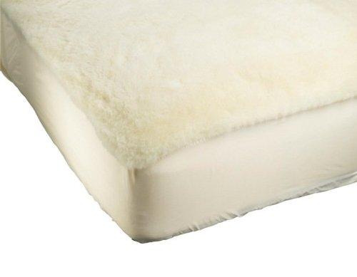 Denali Home Collection 22615156 Queen Skirted Wool Mattress Pad