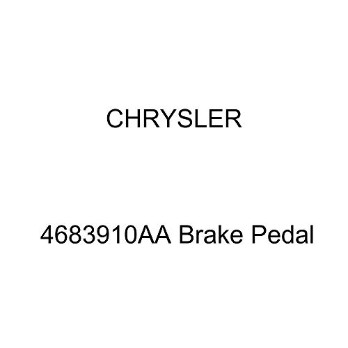 Chrysler Genuine 4877911AD Brake and Clutch Pedal