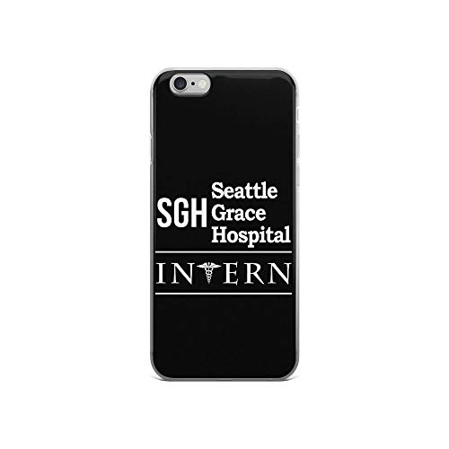 - iPhone 6/6s Pure Clear Case Cases Cover SGH Seattle Grace Hospital Intern