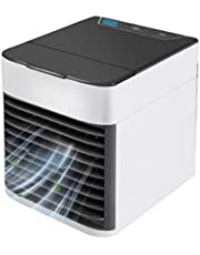 Mini Air Cooler Air Con USB Cooler Portable Aircon Fan desktop Air Conditioner Humidifier 冷风机