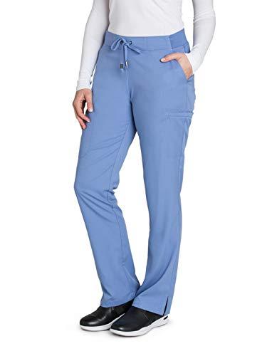 Grey's Anatomy 4277 Straight Leg Pant Ciel Blue M (Ciel Blue Scrubs)