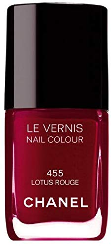 Le Vernis Longwear Nail Colour - Lotus Rouge (455)
