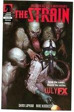 Download Dark Horse the Strain Mini Ashcan Comic Book PDF