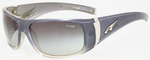 Amazon.com: Arnette AN4122 WANTED 2016/8G Avlo/Gold Gradient ...