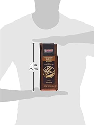 Dunkin Donuts Ground Coffee - Original Blend, 1-lb