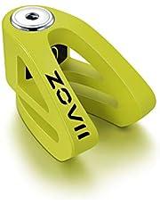 ZOVII (ZV6) Disc Lock (Yellow)