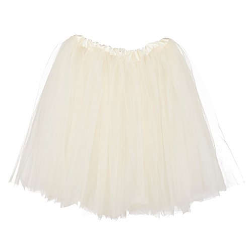 (My Lello Big Girls Tutu 3-Layer Ballerina (4T-10yr))