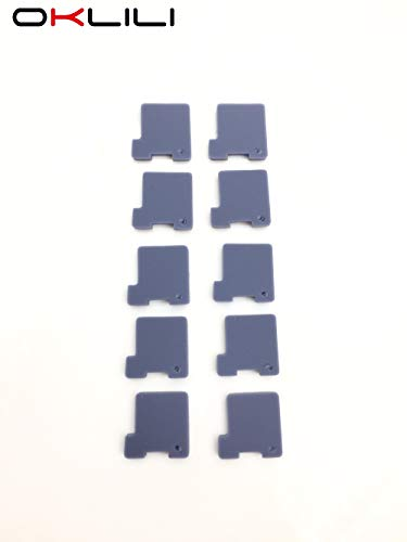 Printer Parts 10PC X Separation Pad Assy for Fujitsu fi-4750C M4097D fi-4640S fi-5530C2 fi-5530C fi-4530C fi-4340C fi-6110 N1800 S1500M S1500