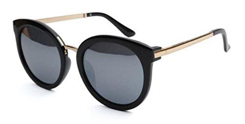 Gafas Lady Sol Street Visor Travel De Sunglasses MSNHMU Plateado Shopping Shot aw6xTqq
