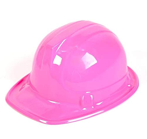 Rhode Island Novelty Pink Construction Hats- 12