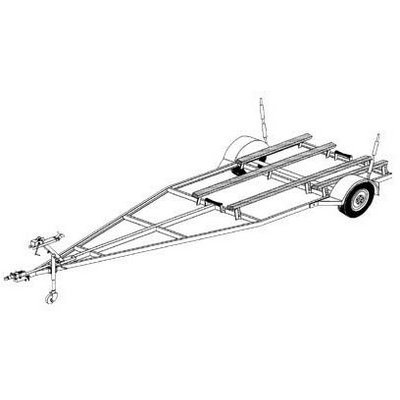 DIY Boat Trailer Blueprint by Northern Tool & Equipment