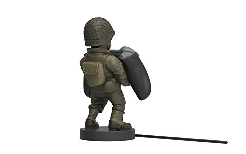 Collectible Call of Duty WW2 Cable Guy Device Holder - works with PlayStation and Xbox controllers and all Smartphones - WWII Private - Not Machine Specific