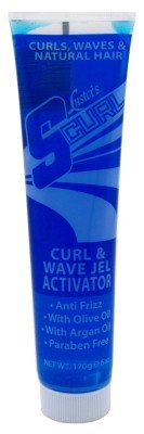 Lusters S-Curl Wave Jel & Activator 6 Ounce (177ml) (6 Pack)