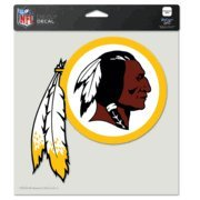 Washington Redskins 8x8 Die Cut Full Color Decal Made in the - Hours Washington Outlets