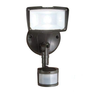 All-Pro Lighting MSS11315LES 110 Degree Motion Activated LED Flood Light