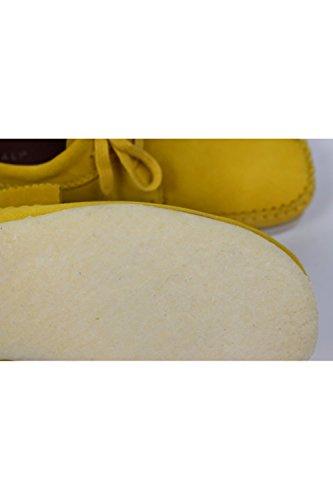 Jaune Clarks De Herren Sport Chaussures Tisserand Originaux qpfZwHU