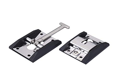 I-MART-51-Inches-Metal-T-Style-Door-Holder-Entry-Door-Catch-Latch-with-RV-Camper-Exterior-Door-Hold-Hook-Keeper-Door-Accessories