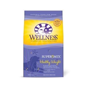 Wellness Super5mix Healthy Weight Dog Food 26 lb, My Pet Supplies