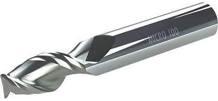 Cut L 7//8 In Dia 3//8 In Carbide End Mill