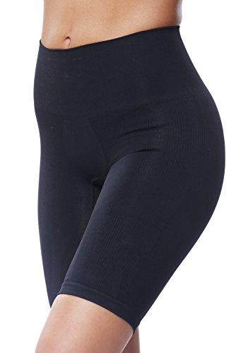 Franato - Pantalón moldeador - Ajustada - para mujer negro