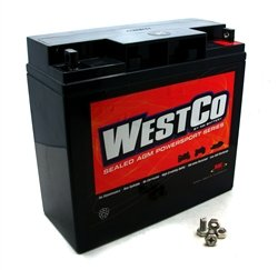 Brand New WestCo Absorbed Glass Mat Battery BMW R & K-Series