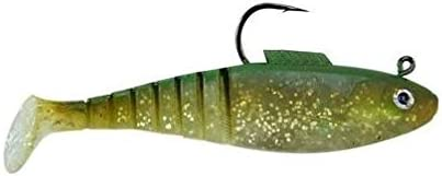 "3/"" CHARTREUSE Swimming Mullet 11 Pk DISCOUNT FOR 2+ 1 Pack Berkley Gulp"