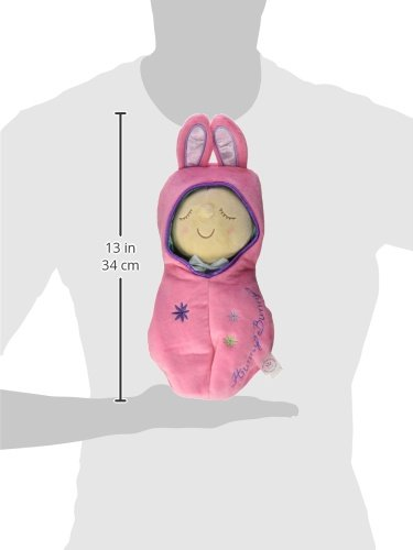 31w8TJBC%2BtL - Manhattan Toy Snuggle Pod Hunny Bunny First Baby Doll with Cozy Sleep Sack for Ages 6 Months and Up