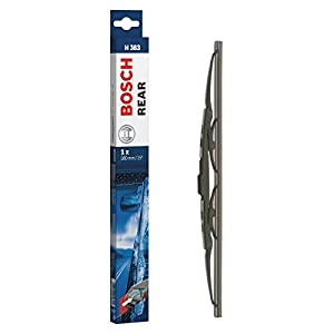 Bosch Balai d'essuie–glace arrière Rear: H383, Longueur: 380mm – 1 balai arrière