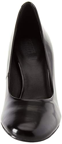 Con High Nero Donna A Seylise Tacco D C9999 black Scarpe Geox BgXAqPx7wF