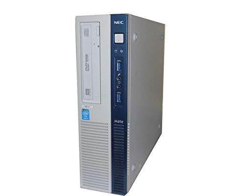 上品 中古パソコン デスクトップ ビジネスPC 省スペース型 省スペース型 (PC-MK34LBZEH) 本体のみ Windows10 Pro 64bit NEC B07N378MY5 Mate MK34LB-H (PC-MK34LBZEH) Core i3-4130 3.4GHz/4GB/250GB/DVDマルチ (NO-12849) B07N378MY5, 大洋村:3fb0ff9a --- arbimovel.dominiotemporario.com
