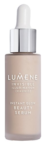 Lumene Instant Glow Beauty Serum, Light, 1.0 Fluid Ounce