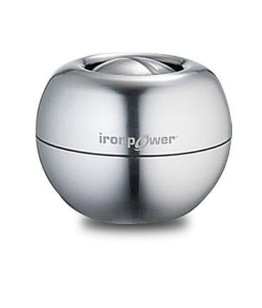 Dynaflex Iron Power Force 1 - Silver, Metal Powerball