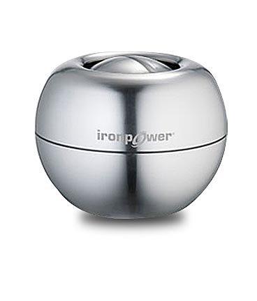 Dynaflex Iron Power Force 1 - Silver, Metal Powerball