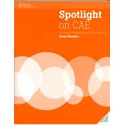 Libros gratis para descargar en tablet android. Spotlight on CAE - Exam Booster: Student's Book: Exambooster without Key with Audio CD (Mixed media product) - Common B00FKYF6X2 PDF