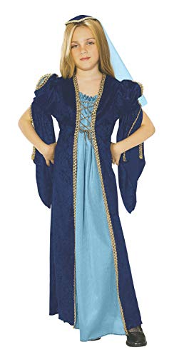 Rubie's Renaissance Faire Juliet Child Costume, Large, One Color